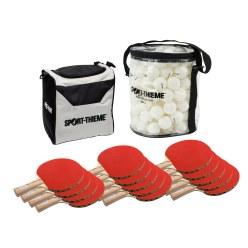 """Sport-Thieme® Tischtennis-Schulsport-Set """"Wien"""""""