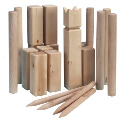 "SummerPlay® Wurfspiel ""Kubb"""