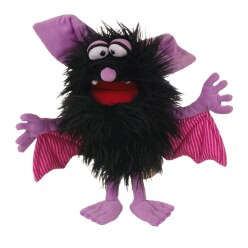 "Living Puppets® Handpuppe  ""Monster to go"""