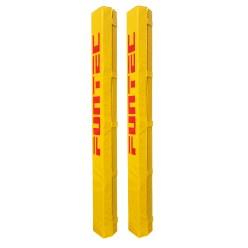 Funtec Beachvolleyball-Säulenschutzpolster