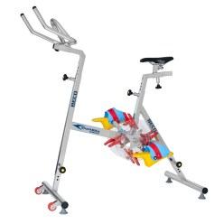"Beco ""SharkBike Compact Variant"" Aqua Fitness Bike"