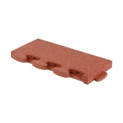 """Gum-tech Randstück """"Gerade"""", 55x25 cm"""