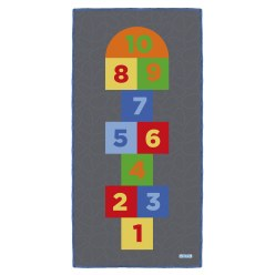 "Achoka Carpet Game ""Hop Scotch"" Games Mat"