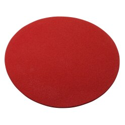 Sport-Thieme Floor Marker Red, Disc, ø 23 cm