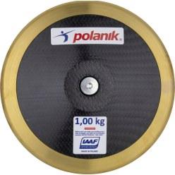 """Polanik """"CCD14 Carbon"""" Competition Discus"""