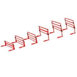 Sport-Thieme Mini Training Hurdle Set of 6