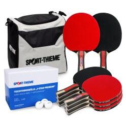 """Sport-Thieme Tischtennis-Set """"Competition Smart"""""""