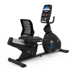 "Nautilus ""R628"" Recumbent Ergometer Exercise Bike"
