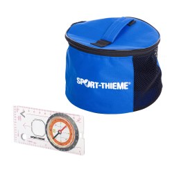 "Sport-Thieme ""Starter"" Compass Set with Bag"