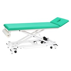 Therapieliege Ecofresh 68 cm Weiß, Anthrazit
