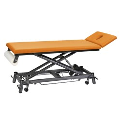 Therapieliege Ecofresh 68 cm Apricot, Anthrazit
