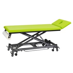 Therapieliege Ecofresh 68 cm Anthrazit, Weiß