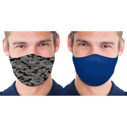 Set of Olusko Face Masks Men