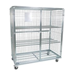 "Sport-Thieme ""Standard"" Shelved Trolley"