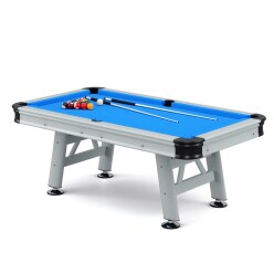 "Sportime ""Garden Outdoor Aluminium"" Pool Table Pool Table"