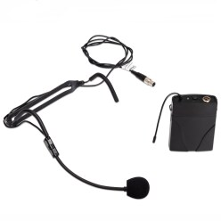 TLS Wireless Headset Microphone