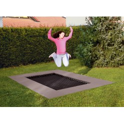 "Sport-Thieme Adventure-Jordtrampolin ""Playground"""