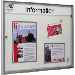 Indoor Information Display Units
