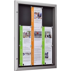 """Portrait"" Shallow Display Unit"