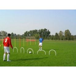Set Fußball-Trainingsbögen