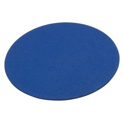 Sport-Thieme® Floor Markers Blue, Arrow, 35 cm