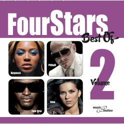 "CD ""FourStars Best of Vol. 2"""