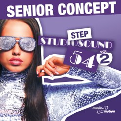 "CD ""Senior Concept - Step Studiosound 54, Vol.2"""