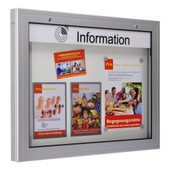 """K-Series"" Landscape Information Display Unit"