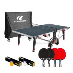 "Cornilleau® ""500 M Crossover"" Premium Table Tennis Table Set"