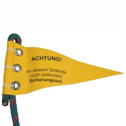 "OnTop® ""TopStop"" Warning Flag"
