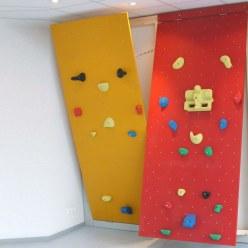 "OnTop® Therapeutische Boulderwand ""Universal"""