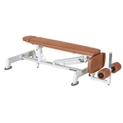 "Sport-Thieme ""OV"" Decline Bench Press, without Barbell Rest"