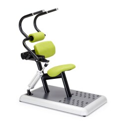 Sport-Thieme Hydraulic abdominal crunch / back extension machine