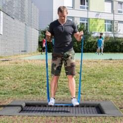 "Eurotramp ""Playground"" Kids' Trampoline"