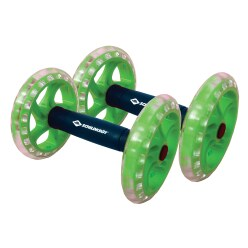 """Schildkröt Bauchtrainer """"Dual Core Wheels"""""""