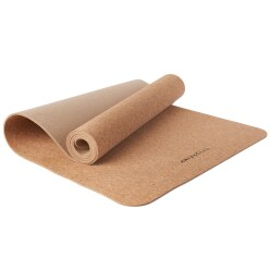 "Artzt Vitality Yoga-Matte ""Kork Recycle Plus"""