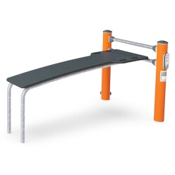 Kompan Outdoor-Fitness Sit-up Bank