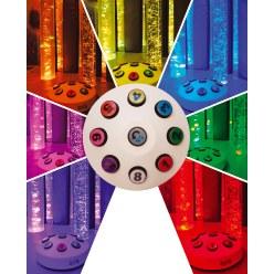 Rompa® Trådløs 8-farvet [Super] kontrol