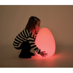 Rompa Store farveskiftende lamper