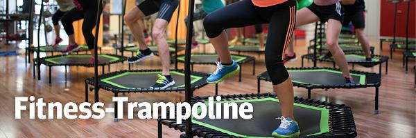 Hier geht es zu den Fitness-Trampolinen bei Sport-Thieme