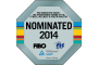 FIBO Innovation Award Nominated 2014