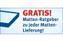 Mattentipps gratis zur Bestellung