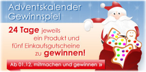müller adventskalender gewinnspiel 2012
