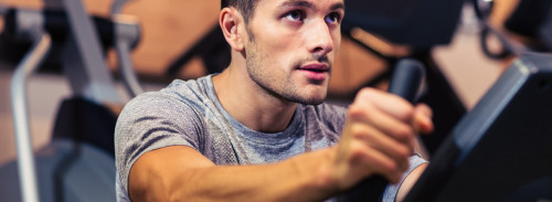 Heimtrainer im Fitnesswerk