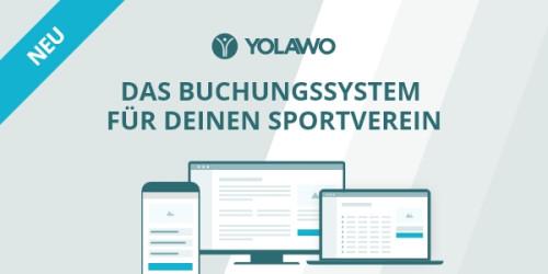 Das Buchungssystem für deinen Sportverein