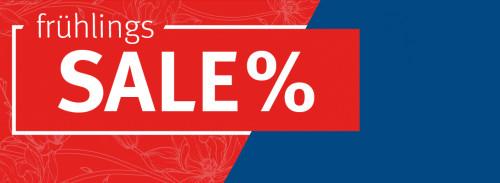 Frühlings-Sale: Jetzt zum Start in die warme Jahreszeit sparen