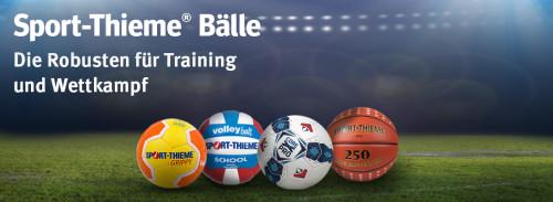 Sport-Thieme® Bälle - Die Robusten für Training und Wettkampf