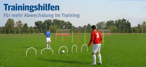 Trainingshilfen - Für mehr Abwechslung im Training