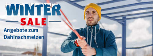 Winter-Sale: Angebote zum Dahinschmelzen