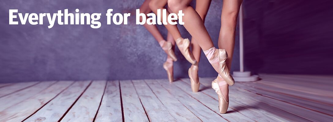 Everything for ballet